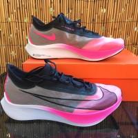 Sepatu Nike Zoom Fly 3 Pink Black Premium Original