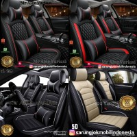 Sarung jok mobil all new rush terios 2016 2017 2018 2019 DLL