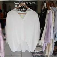 paket usaha baju murah / 500rb dapat 25ps baju /paket baju serba 35