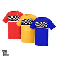 Kaos Yonex Choice of Champion 1794 ( T-shirt Badminton Minions )