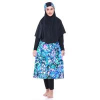 Baju renang muslimah dewasa Syar'i Jumbo