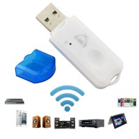 Bluetooth Receiver Dongle USB for Music Audio No AUX