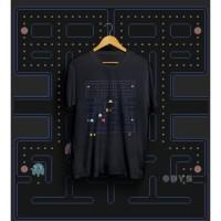 Kaos Game Pac-Man - Maps - Original New States Apparel