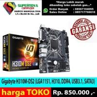 Motherboard Gigabyte H310M DS2 BEKAS
