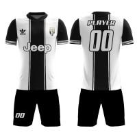 Kaos Baju Jersey Futsal Bola Setelan Celana Jeep REI85 Dry Fit