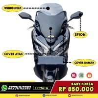COVER BABY FORZA FOR PCX 150 LOKAL