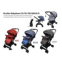Stroller Kereta Bayi BabyDoes CH-TN 730 SH Nexus R