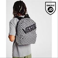 bagpack vans chekerboard