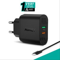 AUKEY PA-T13 Quick Charge 3.0 Wall Charger 2 Port