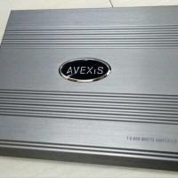 Power Amplifier Avexis Monoblock