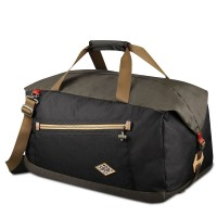 Tas Ransel Eiger Coaster Rantau Duffle Bag 60L - Black