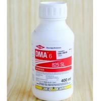 Bisa COD Pembasmi rumput gulma daun herbisida DMA 6 825SL 400 ml