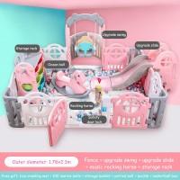 TERBARU Baby Kids Playpen Indoor Playgrounds Family Amusement Park
