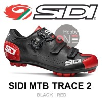 SIDI MTB Trace 2 - BLACK RED