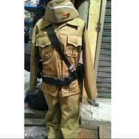 costum baju Pejuang kemerdekaan anak SD kostum costume