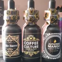 LIQUID COFFEE CULTURE ELITE BACCO ALPHONSO MANGO SALTNIC 30ML 30MG IJ