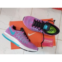 Sepatu Running Nike Air Zoom Pegasus 32 Violet Original