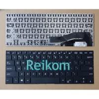 Keyboard Asus Vivobook Flip 14 TP410 TP410na TP410ua TP410uf TP410ur