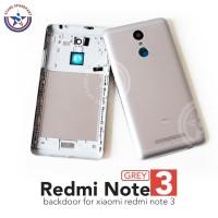 Original Xiaomi Redmi Note 3 - 3 Pro Backdoor - Tutup Kesing Belakang