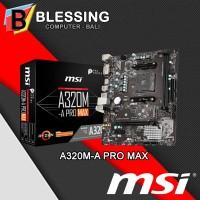 Motherboard MSI A320M-A PRO MAX / Motherboard AMD MSI A320MA PRO MAX