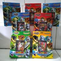 Kartu Animal Kaiser 8 DX hobby koleksi mainan anak