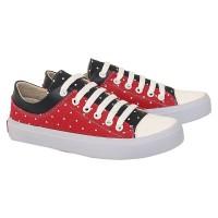 sepatu anak perempuan/cewe sekolah sneakers kasual model vans JSC0BG