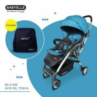 bisa gojek Stroller Kereta Dorong Bayi Stroller BabyElle 939 Avio RS