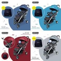 Stroller Kereta Dorong Bayi Stroller BabyElle 939 Avio RS