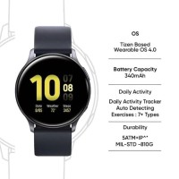 SAMSUNG GALAXY WATCH ACTIVE 2 ALUMUNIUM SMARTWATCH 44MM