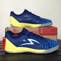 Sepatu futsal specs metasala knight galaxy blue 400731 original