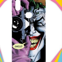 Casing Samsung Galaxy M20 Custom Hardcase HP Joker Batman The Killi