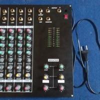 Audio Mixer 4 Channel Rakitan kit YAMAHA plus Efec Reverb