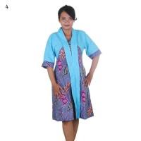 Dress Batik Arumi - Warna 4