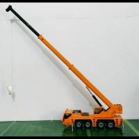 Hrg Grosir Diecast Miniatur Alat Berat - Truck- Mobile Crane-Siku-B