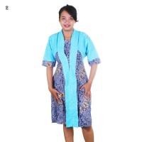 Dress Batik Arumi - Warna 2