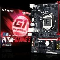 Gigabyte GA-H110M Gaming 3 Socket 1151 Motherboard onderdil