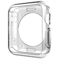 Silikon Jelly Apple Watch iwatch 38 40 42 44 mm Series 1 2 3 4 5 Case