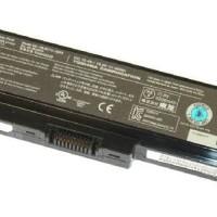 TOSHIBA Original Baterai Notebook Laptop PA 3817 L600 L645 L635 C600