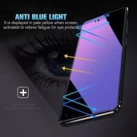 Xiaomi Mi 8 Lite Mi8 Tempered Glass Anti Gores Kaca Anti Blue Light