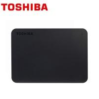 Toshiba Canvio Basic Hardisk Eksternal 4TB USB3.0 - Hitam [FS]