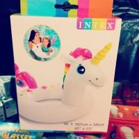 Ban berenang motif kuda pony unicorn