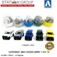 AOSHIMA JB64 SUZUKI JIMNY FULL SET 1-64