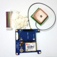Extended Board GPS Modul Ublox LEA 6H U-Blox For Arduino RCTimer Pro