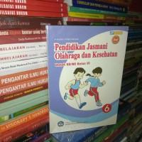 buku pjok untuk SD kelas 6 Bse
