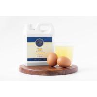 1 kg Putih telur cair, 1 kg putih telur mentah,1 kg putih telur segar