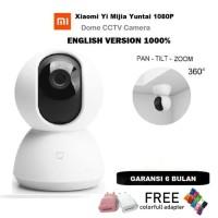 XIAOMI MIJIA YUNTAI SECURITY KAMERA CCTV CAMERA 360° 1080P + ADAPTER