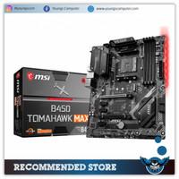 MOTHERBOARD AMD MSI B450 TOMAHAWK MAX - AM4
