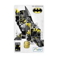 Kartu Flazz Bca Saldo 0 Batman 2019 Putih