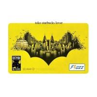Kartu Flazz Bca Saldo 0 Batman Logo 2019 Kuning