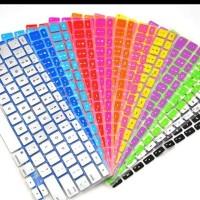 Aksesoris laptop Skin Cover Pelindung Keyboard
